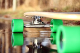 Atom Longboard drop through 05